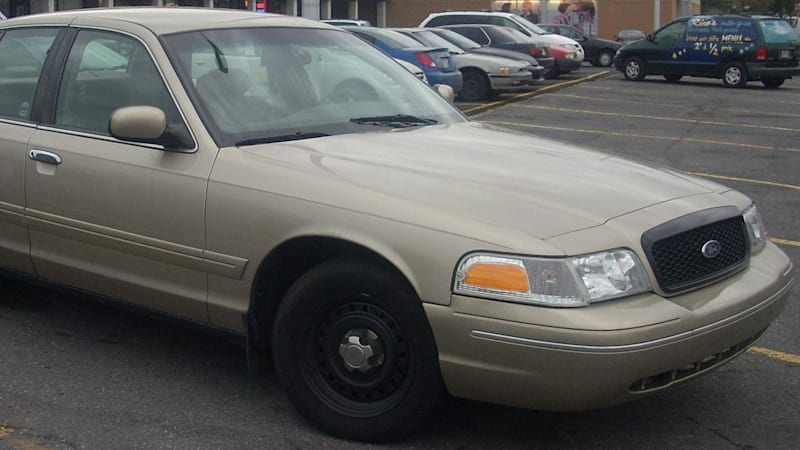 Police Cars For Sale >> That Low Mileage Ex Police Car Might Be A Bad Purchase Autoblog