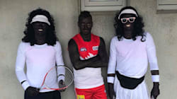 Australian Football Players Don Blackface, Dress Up As Venus And Serena
