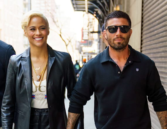 Paula Patton steps out with married boyfriend