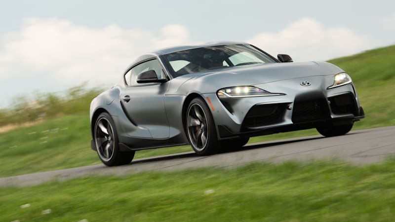 2020 Toyota Supra Review | In the footsteps of a legend