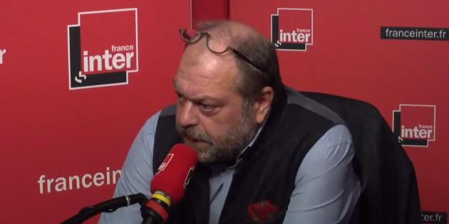 """Éric Dupond-Moretti, avocat d'Abdelkader Merah: """"J'en ai pris plein la gueule""""."""