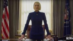 «House of Cards» saison 6: les premières images sans Kevin Spacey