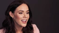 Tessa Virtue Is Here To Help You Give The Perfect Valentine's