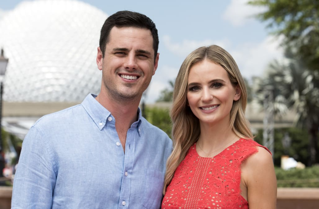 'The Bachelor' couple Ben Higgins and Lauren Bushnell announce breakup