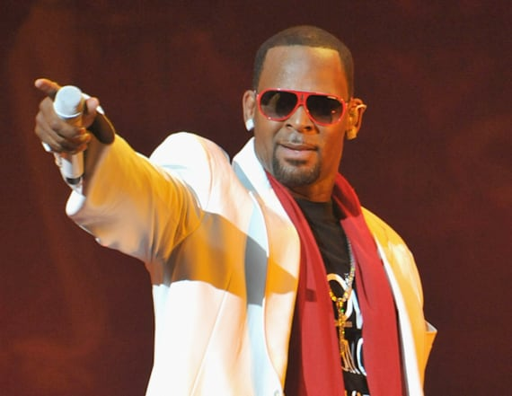 R. Kelly in 'big trouble' over alleged new sex tape