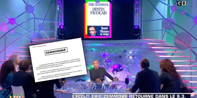 """Thierry Ardisson à Hapsatou Sy: """"Si elle souhaite quitter l'émission, qu'elle nous en informe rapidement"""""""