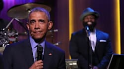 Barack Obama, Usher And Janelle Monáe Get Down To 'Hotline