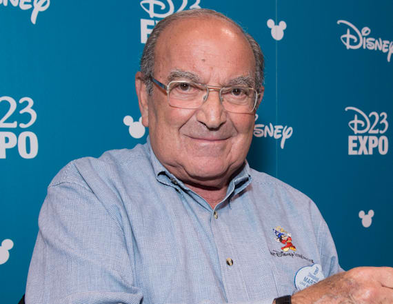 Disney imagineer Marty Sklar dies at 83
