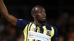 Bolt aurait reçu une offre de contrat de footballeur pro, et cela surprend même son