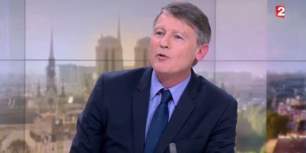 Vincent Peillon est candidat à la primaire de la gauche