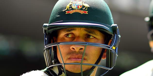 Usman Khawaja. A bloke.