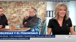 Susanna Griso sorprende en 'Espejo Público' con su respuesta a la supuesta frase de Pablo Iglesias sobre cómo