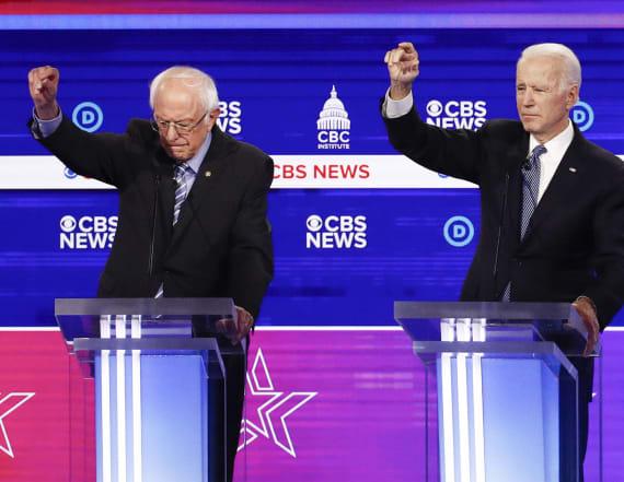 New Yahoo poll shows Biden stronger against Trump