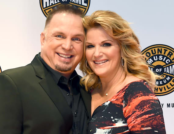 Garth Brooks gives Trisha Yearwood a major surprise
