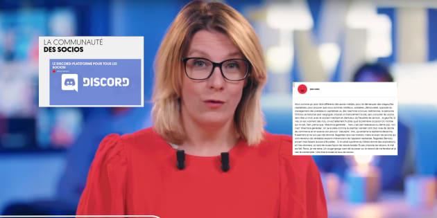 """""""C'est ça l'avenir en commun?"""": les """"socios"""" du """"Média"""" s'écharpent sur le cas Aude Rossigneux."""