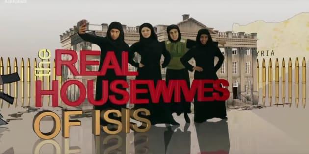 Un sketch satirique sur la vie quotidienne des femmes de terroristes divise le Royaume-Uni