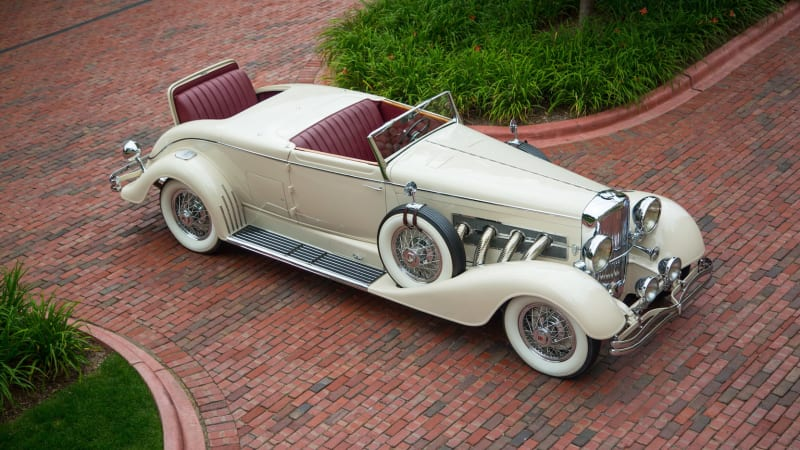1933 Duesenberg tops Mecum Auctions' Monterey results at $3,850,000