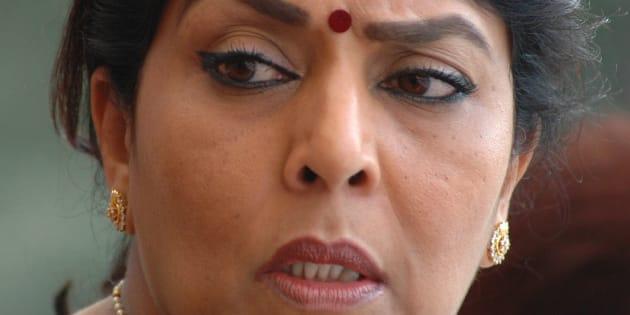 Renuka Chowdhury.