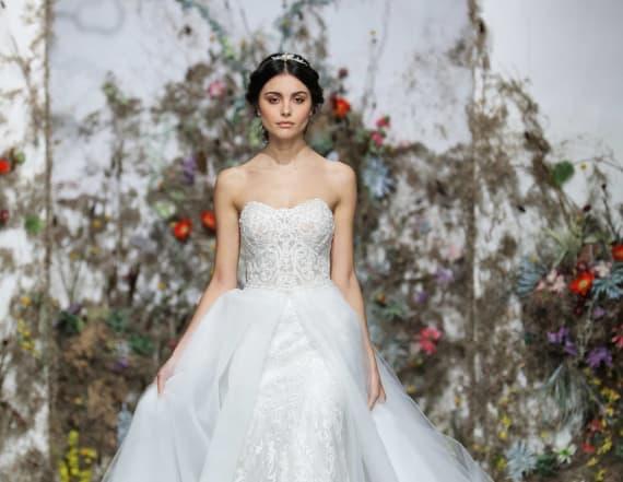 Prettiest dresses from Bridal Week 2020