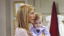 Le bébé de Ross et Rachel dans «Friends» fait ses premiers pas au