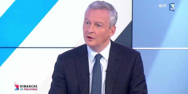 """#BalanceTonPorc: """"Très touché"""", Le Maire persiste sur la """"dénonciation"""" qui """"rappelle de tristes heures de notre histoire"""""""