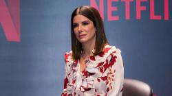 Sandra Bullock sobre Bird Box: 'É importante poder interpretar uma mãe que não é