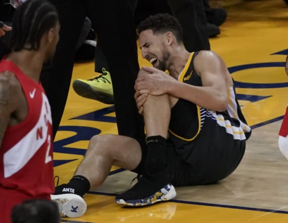 Warriors reveal if Thompson will play this season