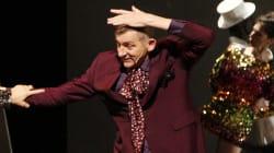 Christophe Salengro, un président mais aussi un danseur