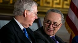 US Government Shutdown Enters Day 3 As Senators Look For A