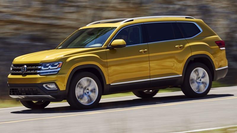 Volkswagen Atlas, Tiguan get 6-year, 72,000-mile bumper-to-bumper warranty