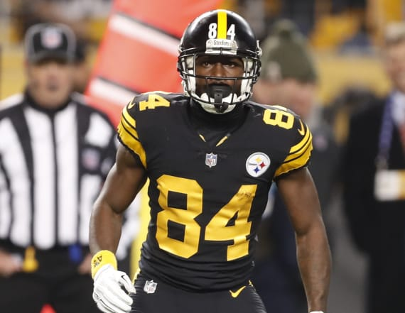 Three teams have reached out about Antonio Brown