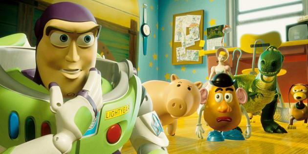 Imagen de 'Toy Story 2'.