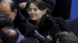 La soeur cadette de Kim Jong un a conclu sa visite en Corée du