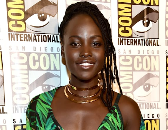 Lupita Nyong'o spills on buddy film with Rihanna