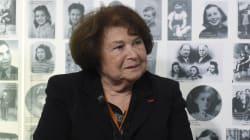 Mort d'Ida Grinspan, ancienne déportée devenue une figure du témoignage sur