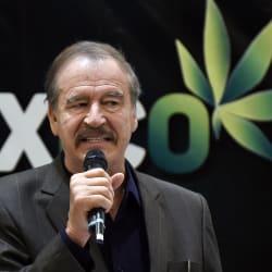Vicente Fox quiere agregar el cannabis al TLCAN; los productores de EU le dicen