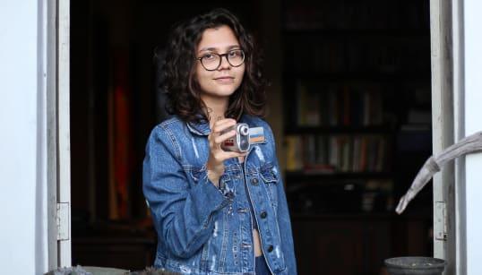 Dia 225: Camila Gregorio, a cineasta