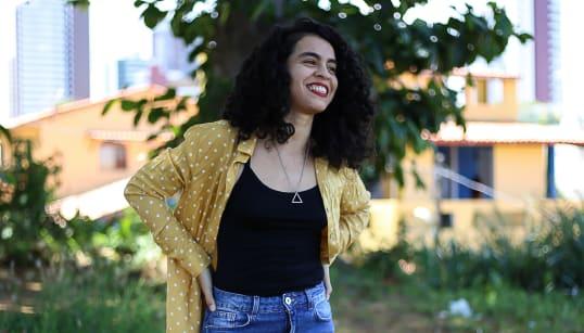 Dia 209: Aline Lucena, a dançarina