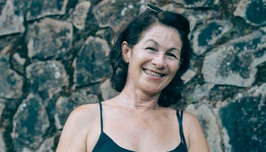 Vera Macedo, a dona da capacidade de não