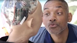Will Smith's 'Date' With Sophia The AI Robot Ends Firmly In The Friend