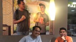 米マクドナルドの店に「偽の広告ポスター」を貼った大学生、大絶賛される