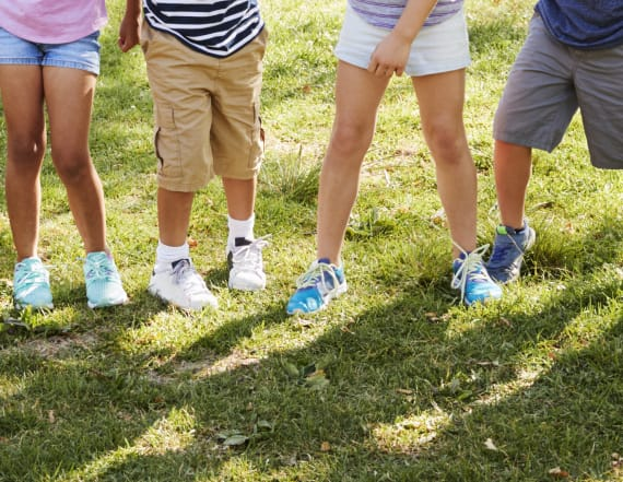 12 pairs of sneakers your kids will love