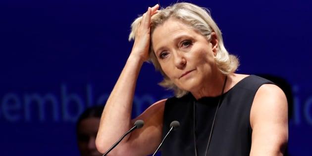 Le Rassemblement national (ex-FN) récupère un million d'euros.