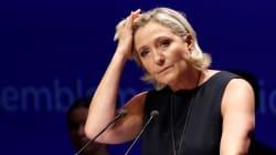 Le Pen récupère un million