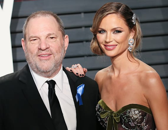 Will Georgina Chapman take Harvey Weinstein back?