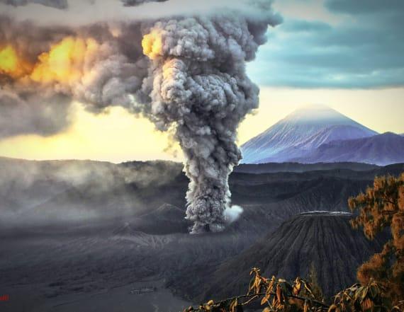 Japan supervolcano might be building up for eruption