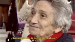 La historia de esta anciana enternece a media España: