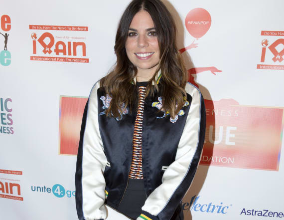 Tommy Hilfiger's daughter Ally Hilfiger marries