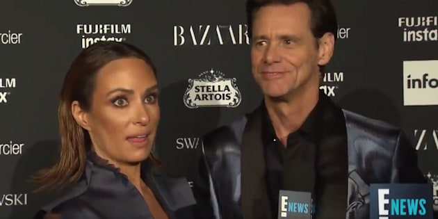 Jim Carrey calls Fashion Week 'meaningless' in weird, magnificent red carpet rant