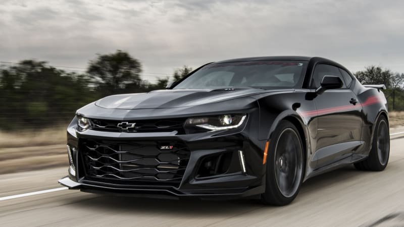 hennessey exorcist camaro does 217 mph in video autoblog rh autoblog com